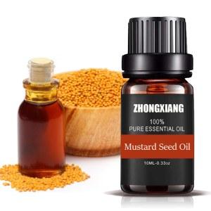 White Black Mustard Essential Oil