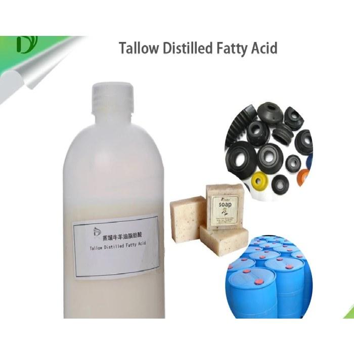 tallow fatty acid, emulsifer