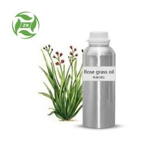 Rose grass oil