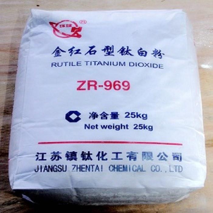 Zhentai ZR-969 Rutile Titanium Dioxide