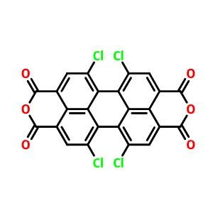 5,<em>6</em>,12,13-Tetrachloroanthra[<em>2</em>,1,9-def:<em>6</em>,5,10-d'e'f']diisochromene-1,<em>3</em>,8,10-tetraone