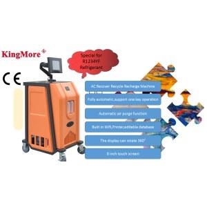 KMC8020 AC recovery machine