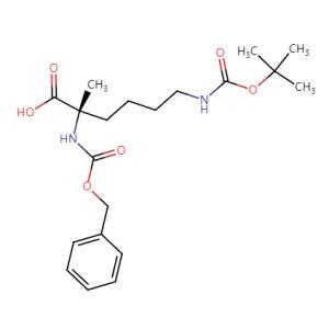 Cbz-alpha-Me-Lys(Boc)-OH
