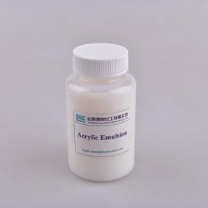 silicone <em>acrylic</em> emulsion <em>polymer</em>