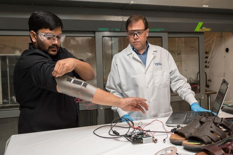 Crean recubrimiento de nanocompuestos para usar en futuras prendas inteligentes