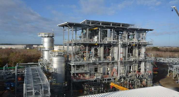 Oxiteno Commences Operations at Pasadena, Texas Alkoxylation Plant
